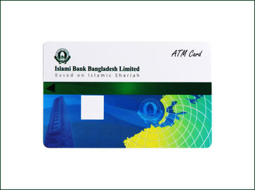 Loyalty VIP Magnetic Stripe Card Contact Type Read - Write Method 0.76mm Standard Thickness