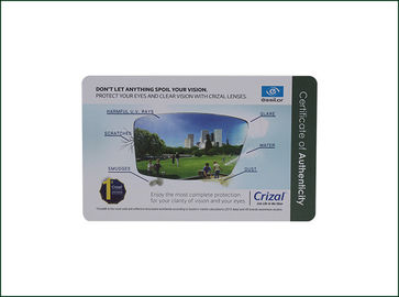 13.56MHz Frequency Magnetic ID Card 0.5mm To 1mm Thickness Light Weight