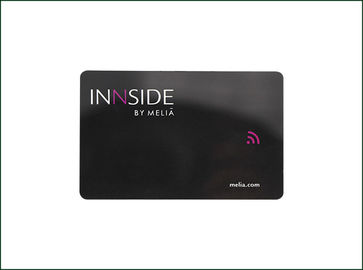 Contact Type Plastic Hotel Key Cards 4 Color Offset Printing Free Samples