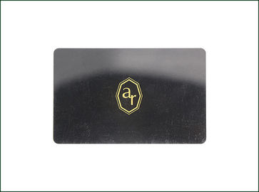 PVC Plastic Shaped RFID Hotel Key Cards CR80 Standard 85.5*54mm Small Size