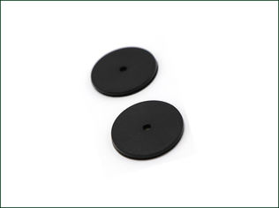 LF / HF / UHF Button PPS Washable RFID Tags 144 Byte Capacity OEM Service