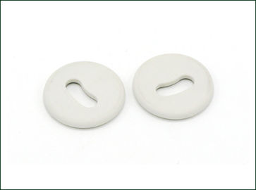 Washable White Color RFID Laundry Tag Heat Resistant PPS 15×3mm